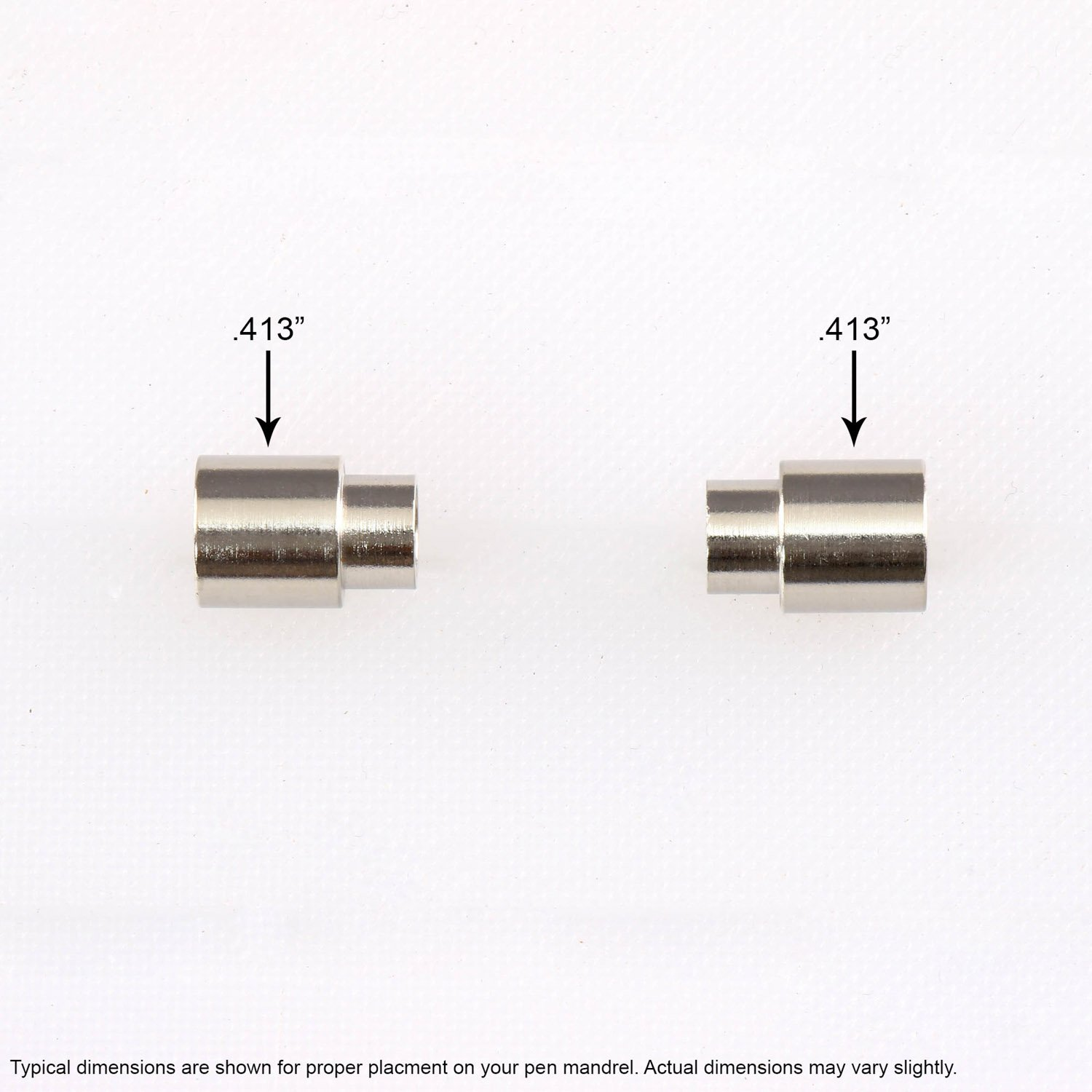 Legacy Woodturning Bushings for Legacy Imperial Twist Pen Kits