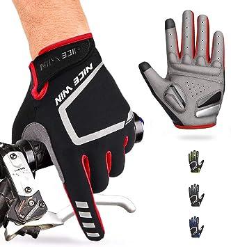 Guantes de ciclismo para motocicleta/bicicleta de montaña ...