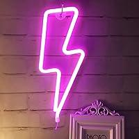 Letreros de neón, decoración de iluminación LED Lightning