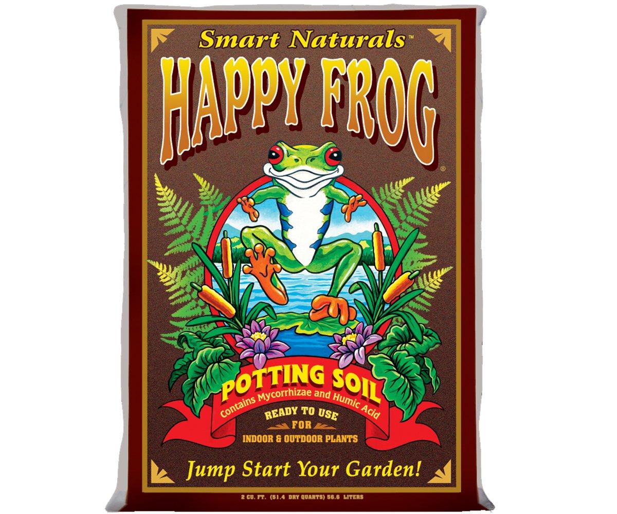 Fox Farm Happy Frog Potting Soil, 2 Cubic Feet
