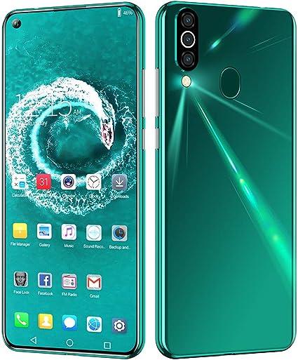 Smartphone M40pro Pantalla Perforada de 6.6 Pulgadas MTK6763 CPU ...