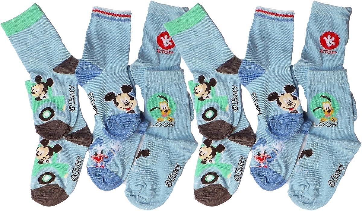 Mickey Mouse Set in Blau//Rot oder Blau//Grau