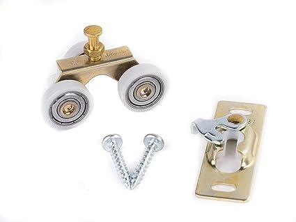 Pocket Door Rollers >> Buy Johnson Sliding Door Pocket Door Hanger Ball Bearing