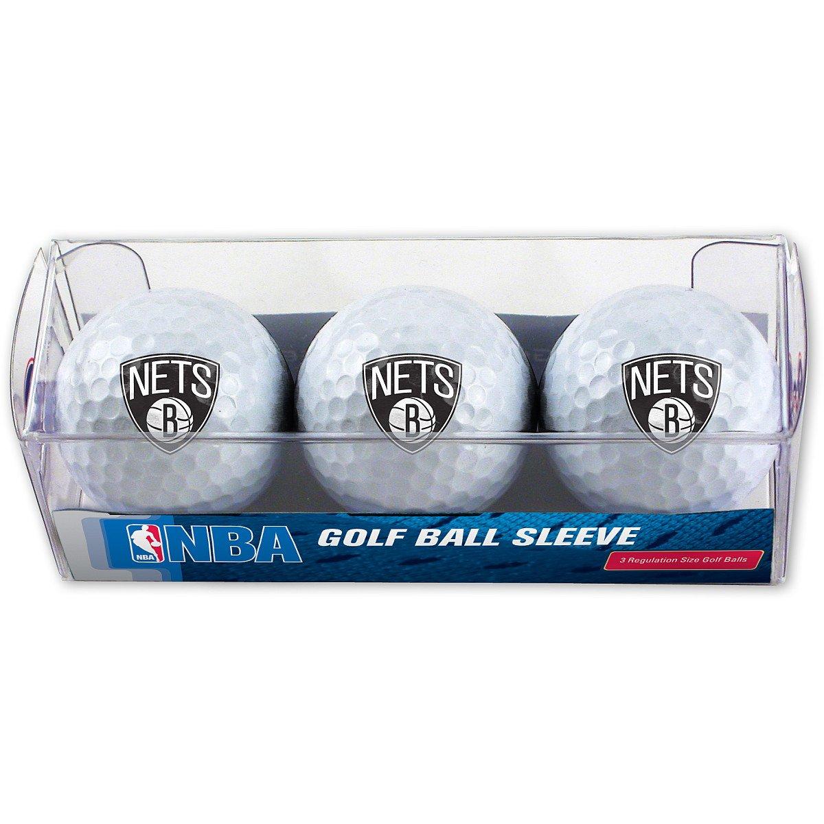 NBA Brooklyn Nets 3 Ball Sleeve by WinCraft