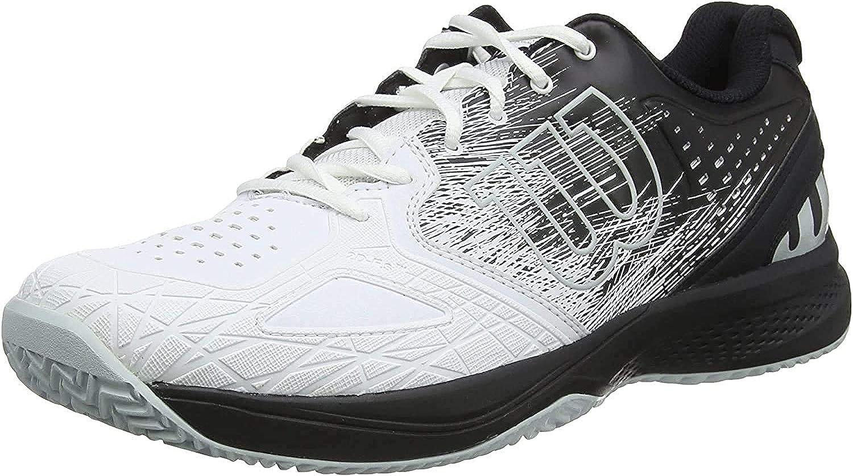 Wilson Kaos Comp 2.0, Zapatilla de Tenis, para Todo Tipo de Superficies, tenistas de Cualquier Nivel para Hombre