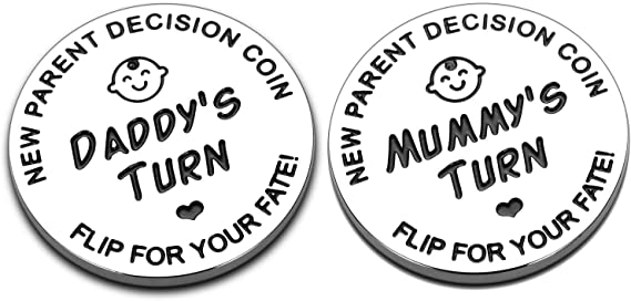 Funny Decision Coin