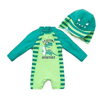Bonverano Baby Infant Boy Swim Sunsuit