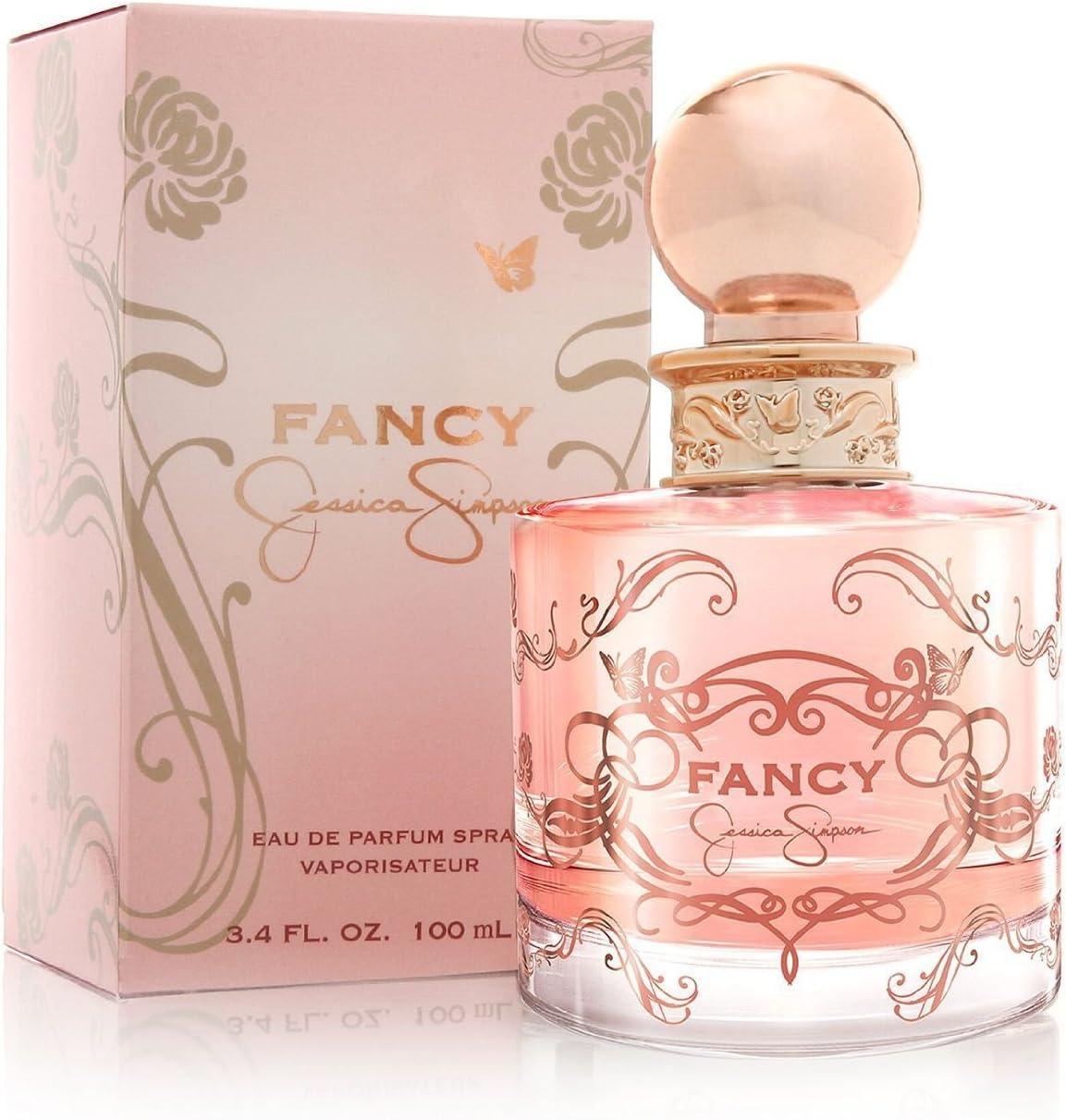 Jessica Simpson Fancy Agua de Perfume - 100 ml: Amazon.es: Belleza