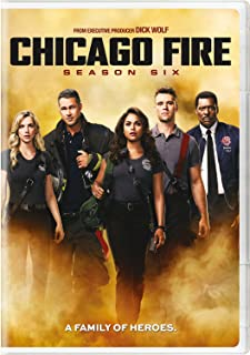 Book Cover: Chicago Fire: Season Six