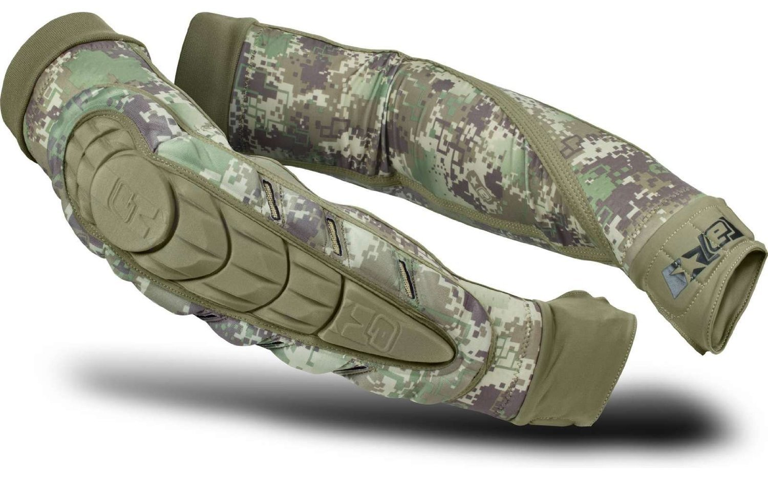 Planet Eclipse Overload HD Core Elbow Pads (HDE, L) by Planet Eclipse