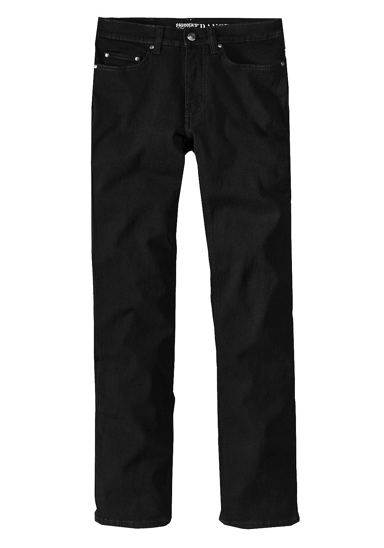 Paddocks Paddock's Ranger Jeans Herren, Herren, Herren, schwarz Schwarz, Stretch Denim, Gerader Schnitt B0771PP37S Jeanshosen Sorgfältig gefertigt 987e88