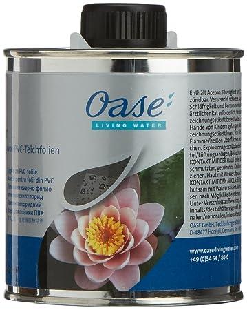 Geliebte OASE 36861 Folienkleber für PVC-Teichfolien (250ml Dose): Amazon @ZV_59