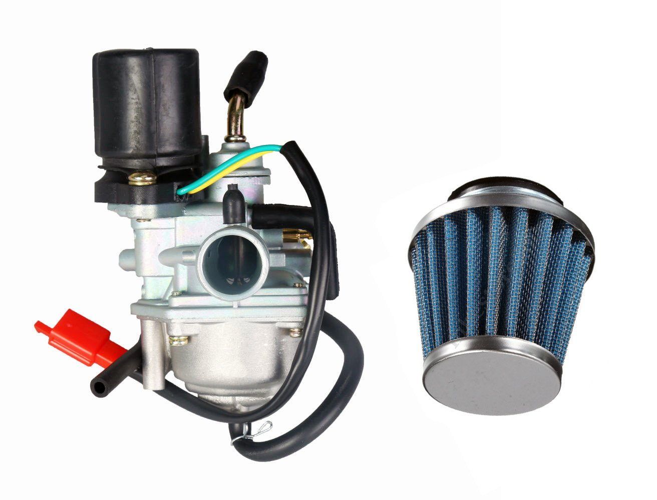 Amazon.com: Carburetor & Air Filter Polaris Sportsman Predator Scrambler 50  90: Automotive