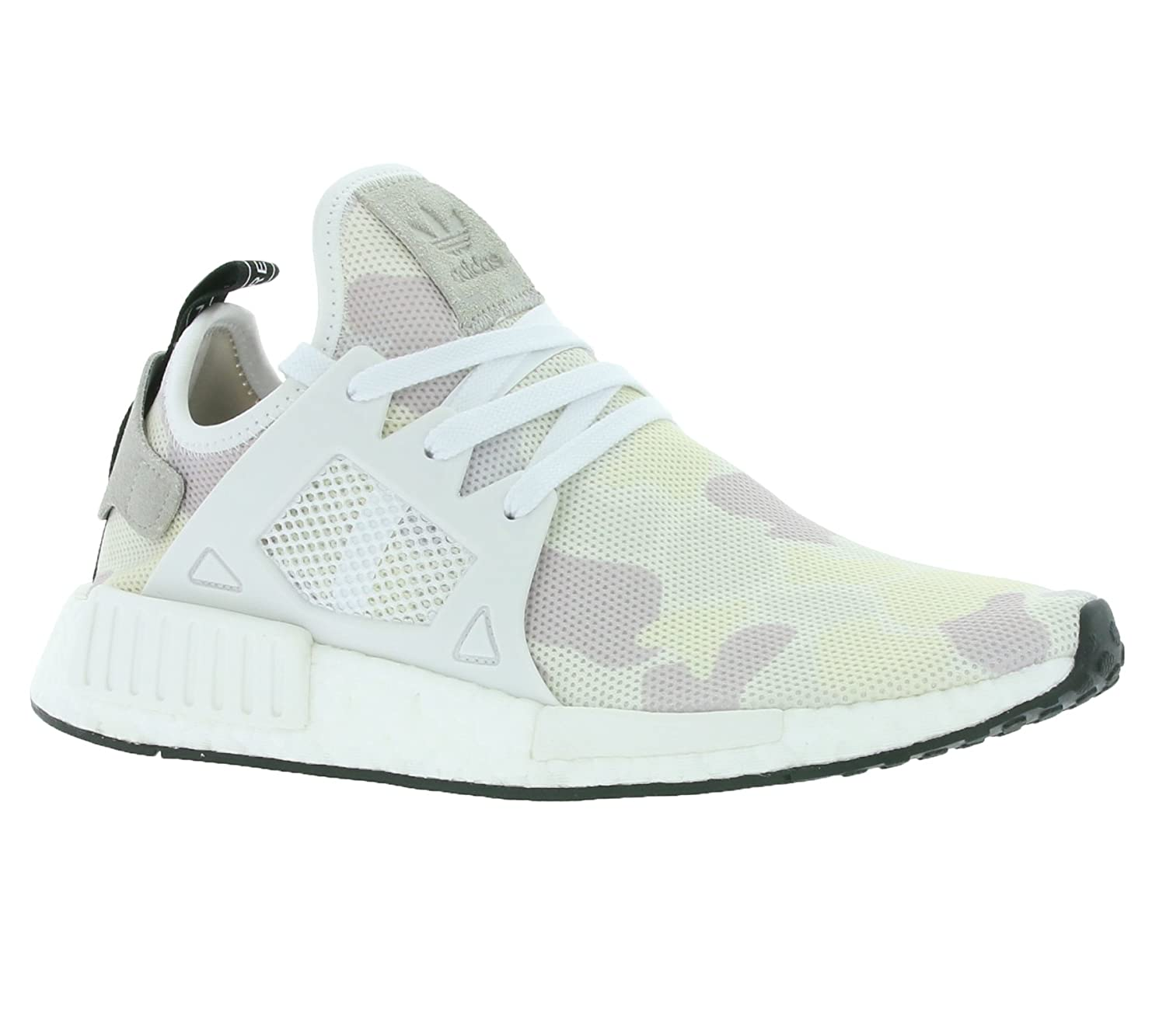 the best attitude 383bd 20b31 Amazon.com | Adidas NMD XR1 BA723 (7, White Camo) | Athletic