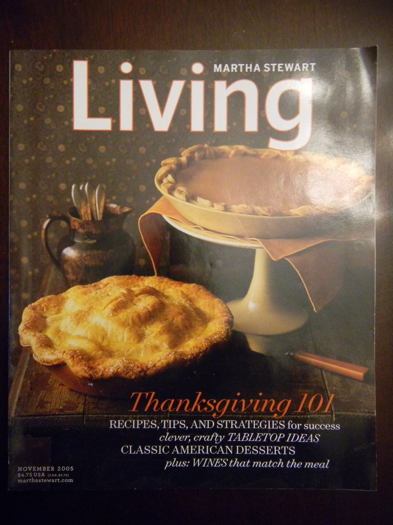 Download Martha Stewart Living Magazine November 2005 pdf