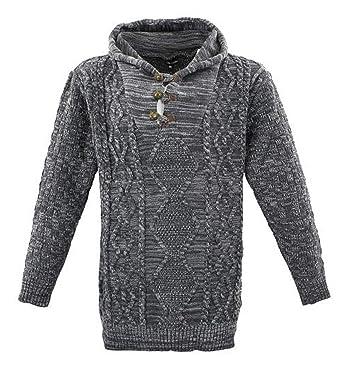 Lavecchia Mens Sweatshirt Anthracite-Gray