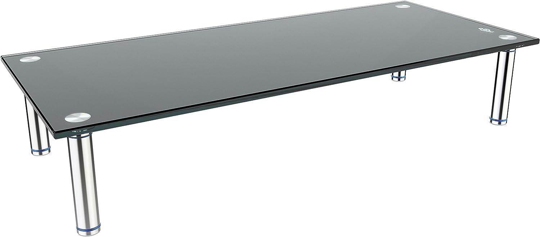 RICOO Soporte de Base para TV y Monitor FS7828-B Mueble Mesa de ...