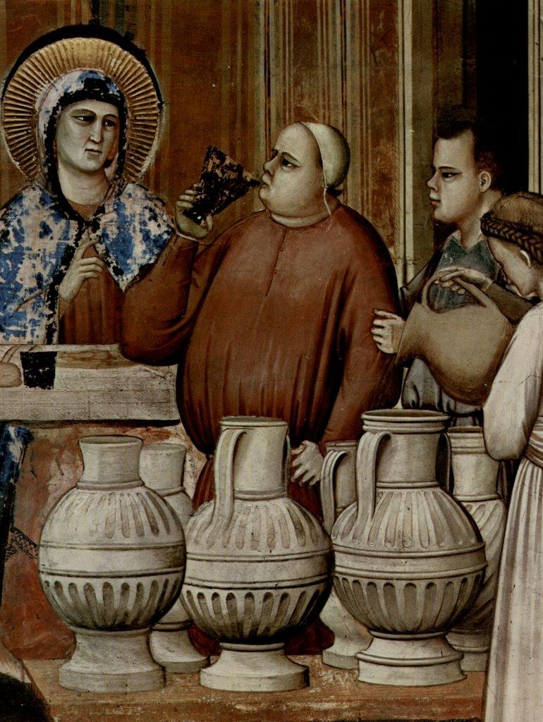 Lais Puzzle Giotto di Bondone-Freskenzyklus in der Arenakapelle in Padua Padua Padua (Scrovegni-Kapelle), Hochzeit zu Kana 2000 Teile c0f9c6
