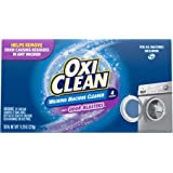 OxiClean Washing Machine Cleaner, 4 Count