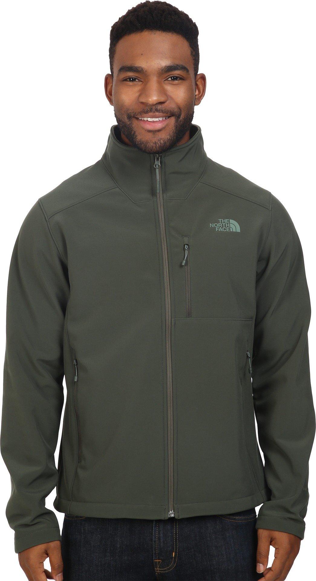 The North Face Men's Apex Bionic 2 Jacket Climbing Ivy Green/Climbing Ivy Green (Prior Season) Large