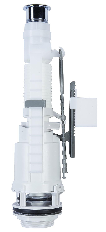 siamp monaco 32456010 skipper 45 valve de chasse d 39 eau double avec bouton ebay. Black Bedroom Furniture Sets. Home Design Ideas