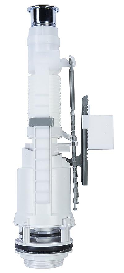 Siamp 32456010 Skipper 45 de doble descarga para inodoro válvula – Multicolor