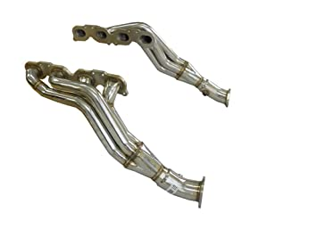 OBX Performance Long Tube Exhaust Header Manifold Mercedes Benz C63