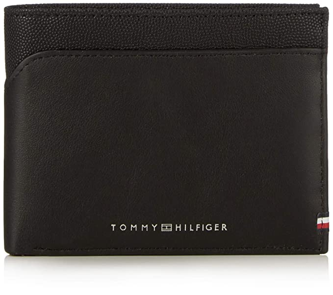 Tommy Hilfiger Bi material Extra Cc And Coin Porta carte