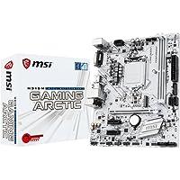 MSI H310M Gaming Arctic Intel® H310 LGA 1151 (Socket H4) Micro ATX - Placa Base (DDR4-SDRAM, DIMM, 2133,2400,2666 MHz, Dual, 32 GB, Intel)