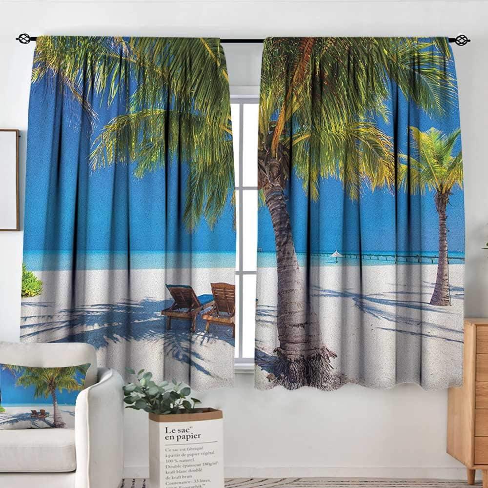 ParadiseDecor - Cortinas para la Playa, Ventana, diseño de océano ...