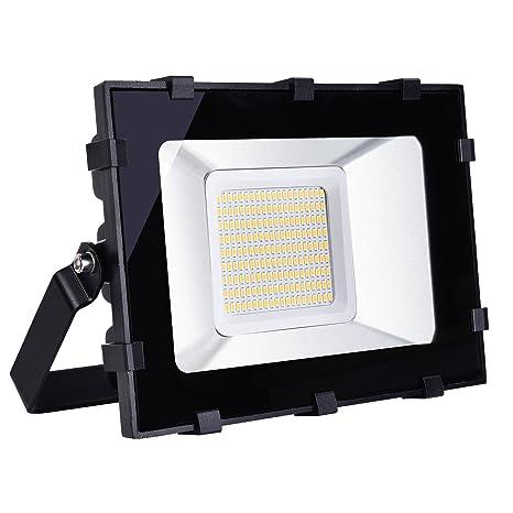 Viugreum 100w Led Flood Light Outdoor Super Bright Work Lights