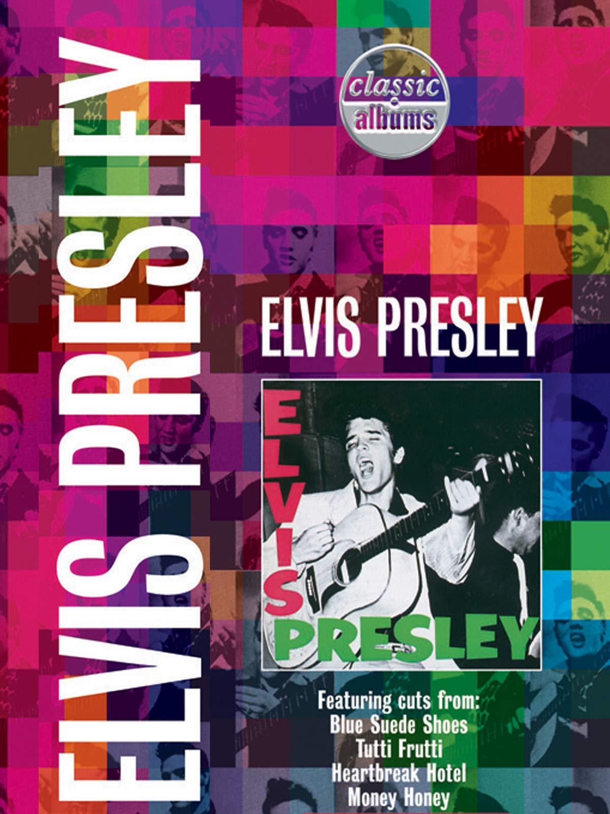 Elvis Presley - Elvis Presley (Classic Album) on Amazon Prime Video UK