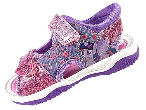 big sale f5d8d 0d671 Hasbro My Little Pony MLP St Ives Sports Sandals Various Sizes