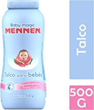 Talco Mennen Baby Magic Azul para Bebé 500 G