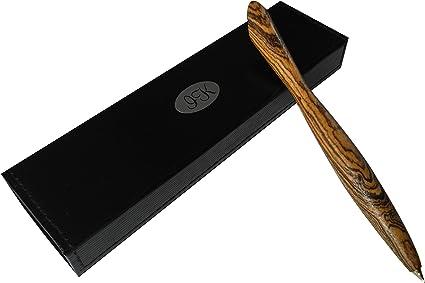 Stifte Etui aus Karton Stifte Box Hochwertig Edel Stiftehalter Natur