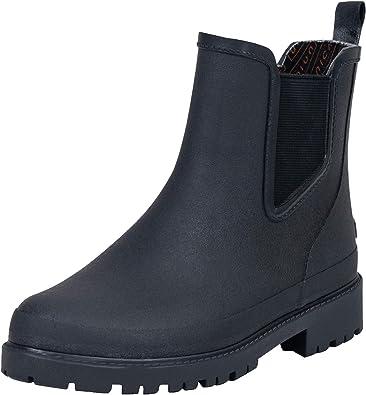 Chelsea Rain Boots Waterproof Slip