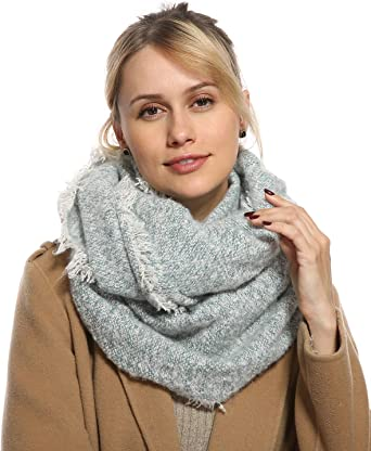 Ultra Soft Super Chunky knit Infinity Scarf