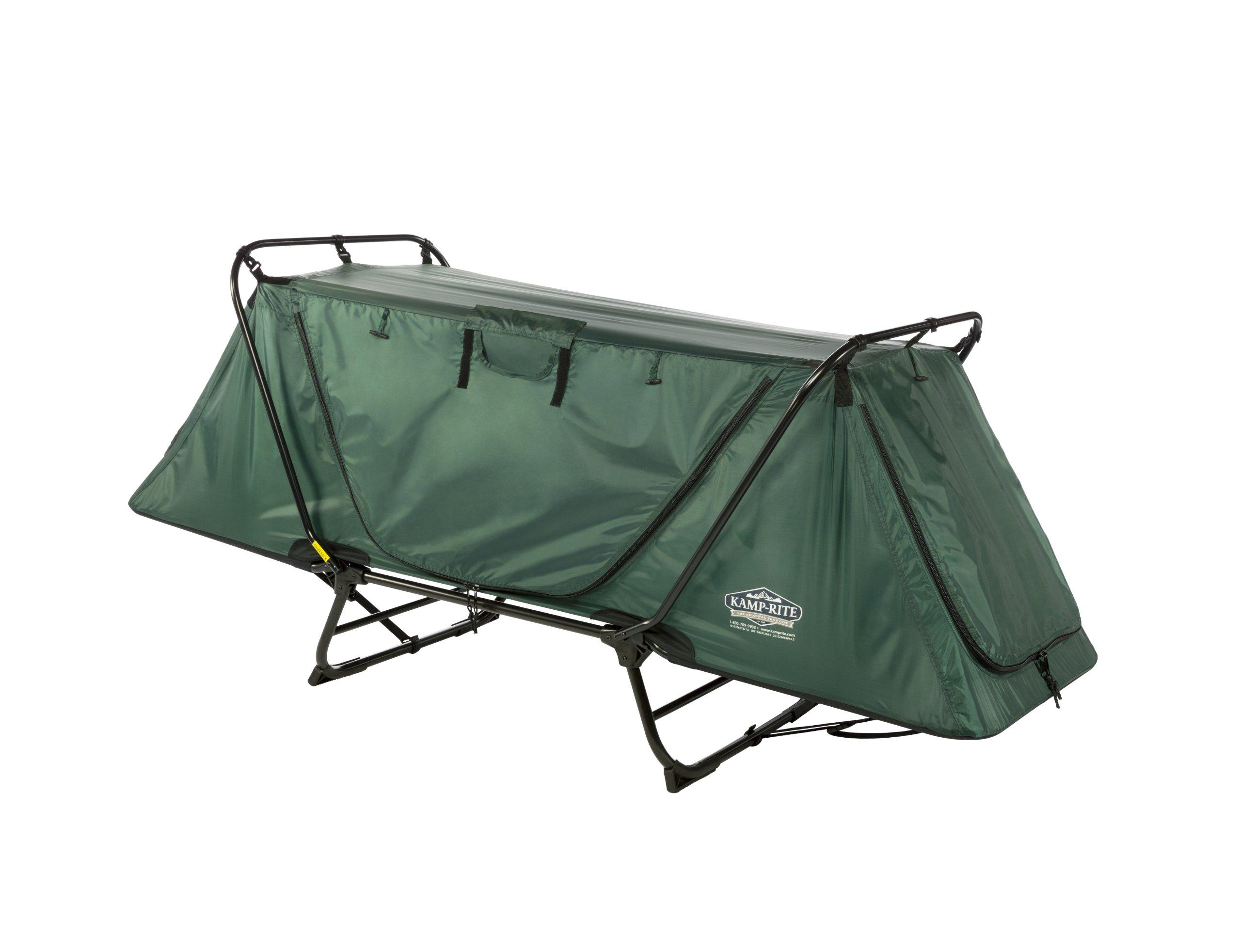 Kamp-Rite Tent Cot Original Size Tent Cot (Green) by Kamp-Rite (Image #1)