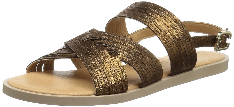 Matisse Women's Misha Flat Sandal B078KCJ9R8 10 B(M) US|Bronze