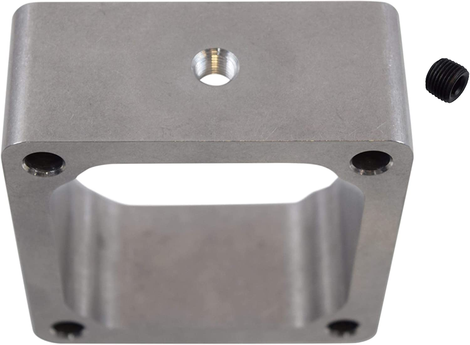 ICT Billet Grid Heater Spacer Replacement Compatible With 89-07 Dodge Cummins 6BT 5.9L Designed /& Manufactured in the USA Improve Airflow Faster Turbo Spool 551662