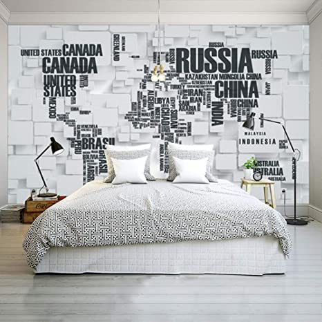 YUANLINGWEI Wandtapete 3D Wohnzimmer Tapete Schlafzimmer ...