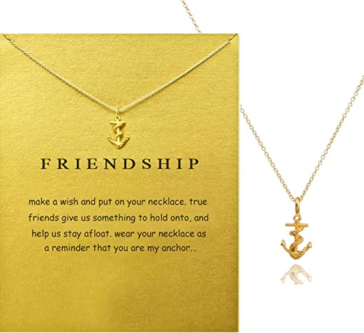 Friendship Necklace Gold Sun Necklace with 14kt Gold-filled Chain Stocking Stuffer Celestial Necklace Sunburst Necklace