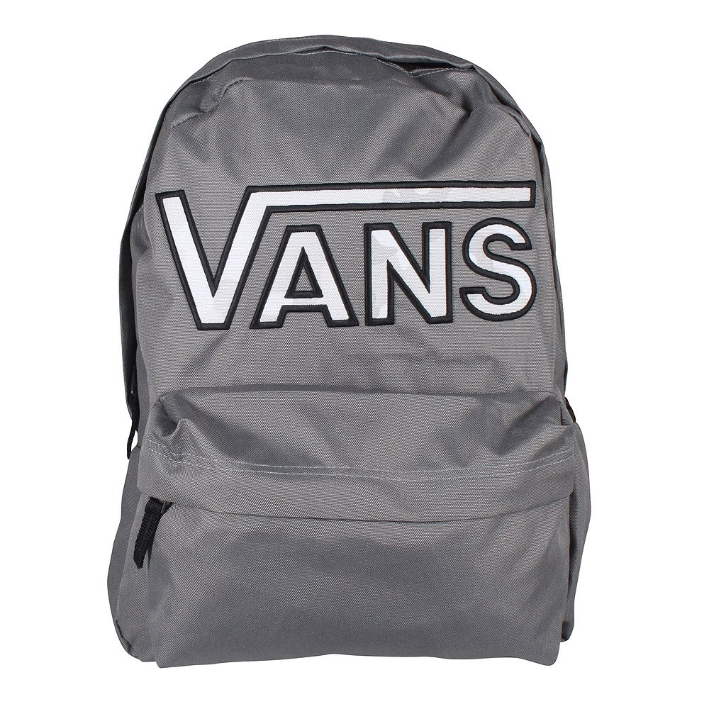 Vans REALM FLYING V BACKPACK Mochila tipo casual cm liters Gris Pewter