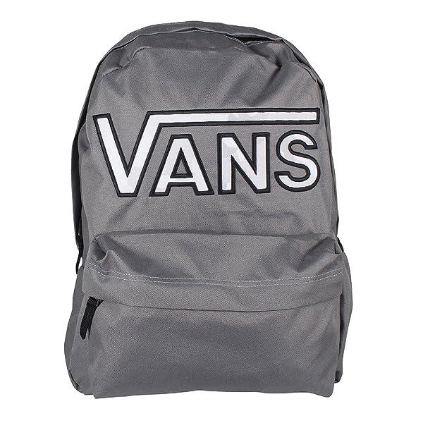 Zaino Vans Realm Flying V Backpack grigio