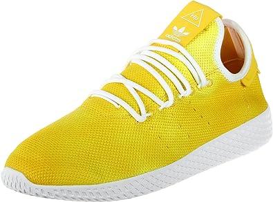 huge discount bda86 94de7 adidas Originals Herren Schuhe/Sneaker PW HU Holi Tennis H Gelb 45 1 ...