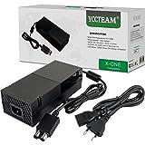 Xbox One Power Supply Brick, (version tranquille) Kit de remplacement du câble adaptateur Xbox One, tension auto 100-240V