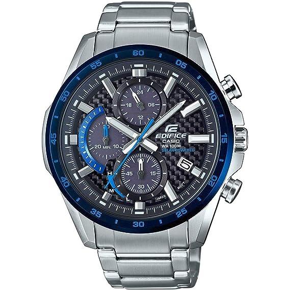 Casio Eqs-900db-2avudf Reloj Analogico para Hombre Colección ...