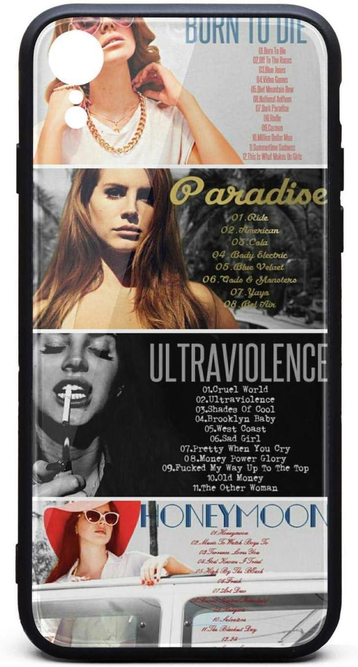 Amazon Com Lana Del Rey Album Iphone Xr Case Mobile Anti Scratch Cute Personalised Hippie Cover Case For Apple Iphonexr