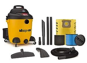 Shop-Vac 12 gallon 5Peak Hp Contractor Wet Dry Vacuum - 9627110