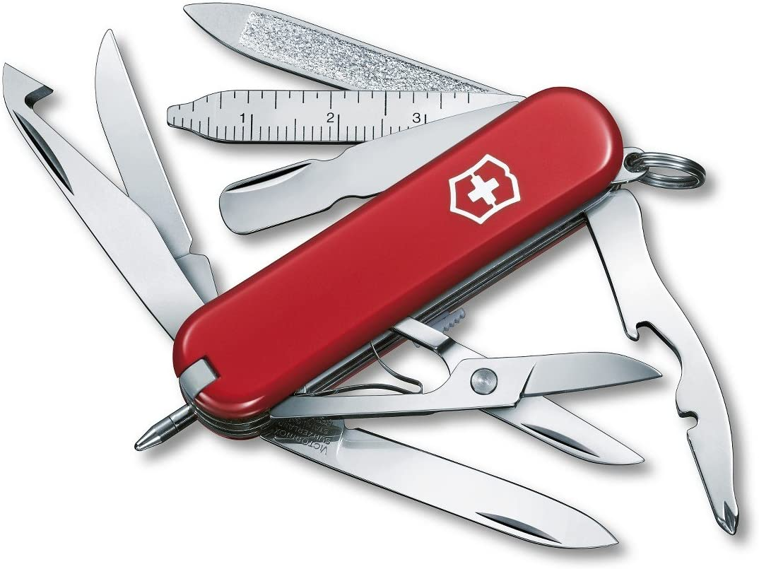 Jelly Red Victorinox Climber Swiss Army Penknife